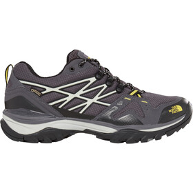 The North Face Hedgehog Fastpack GTX Sko Herrer, blackened pearl/acid yellow